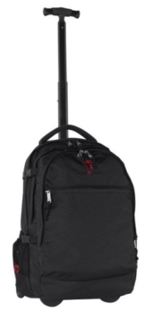 Take It Easy Basic Rucksack Trolley 001 schwarz -