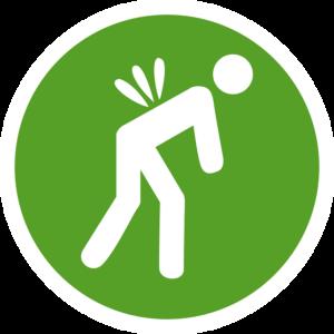 Schultrolley gegen Rückenschmerzen